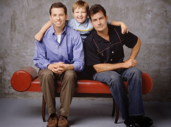 Charlie Sheen returns to TV series Two and a Half Men