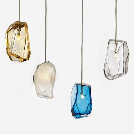 ayd nlatma ve dekor d nyas ndan geli meler arik levy 39 den lasvit 39 e zel crystal rock lights. Black Bedroom Furniture Sets. Home Design Ideas