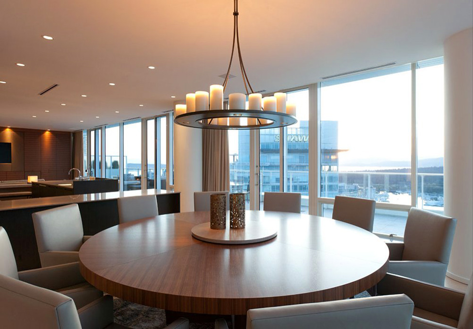 Beautiful Penthouse Interior Design by Robert Bailey - BonjourLife