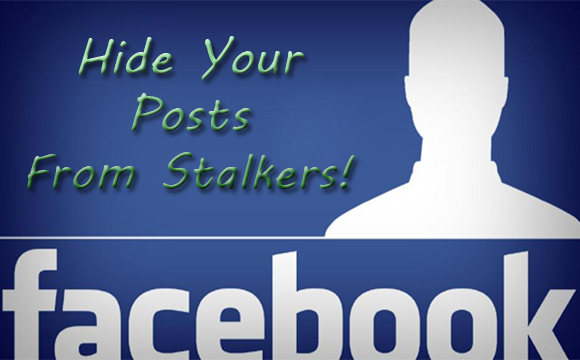 Hide Facebook Post from one specific person