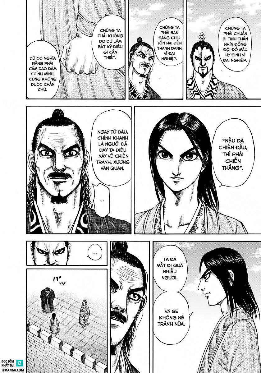 Kingdom - Vương Giả Thiên Hạ Chapter 188 page 7 - IZTruyenTranh.com