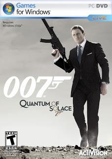 James Bond 007 Quantum Of Solace Full Version PC Game free download