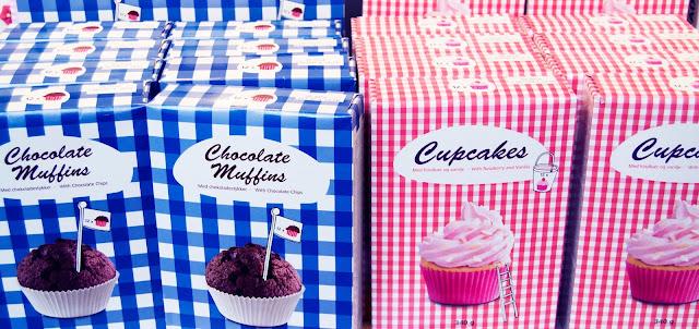 retoque foto cupcakes