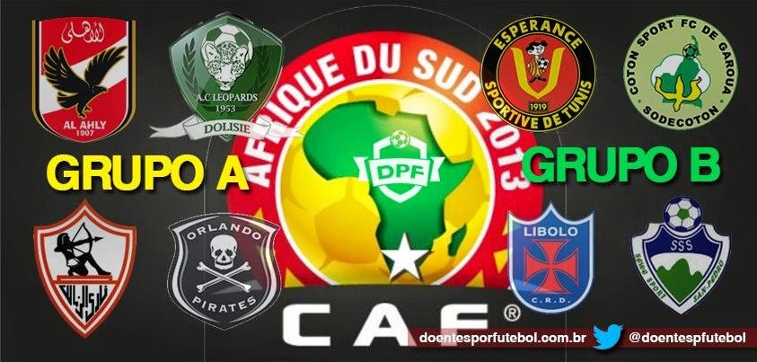 Liga Dos Campeões Africanos 2015