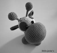 josie's lilla giraff