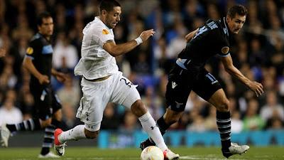 Prediksi Skor Panathinaikos vs Tottenham 5 Oktober 2012