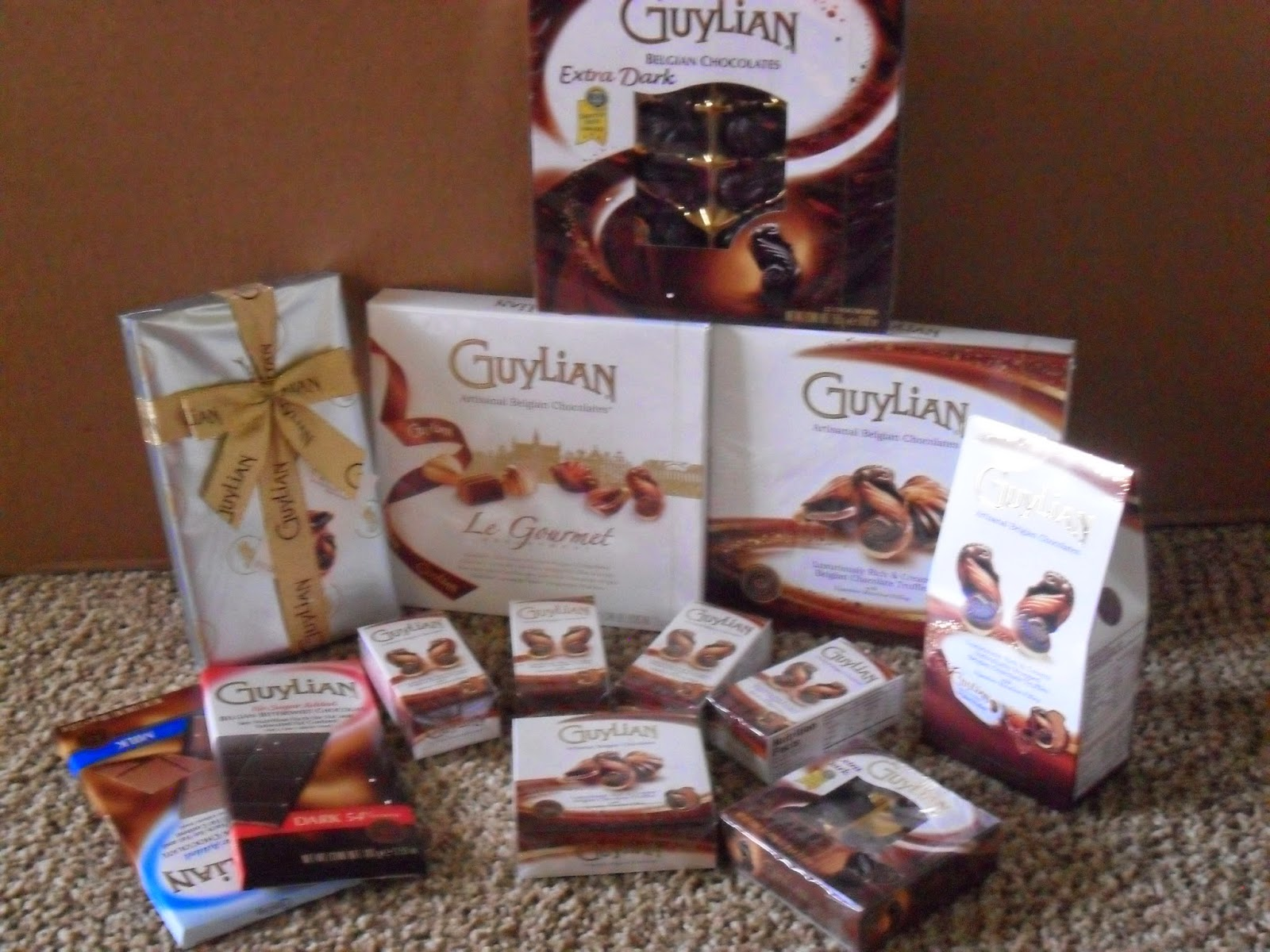 From Belgium with  love Guylian Belgian Chocolate.Review and Giveaway