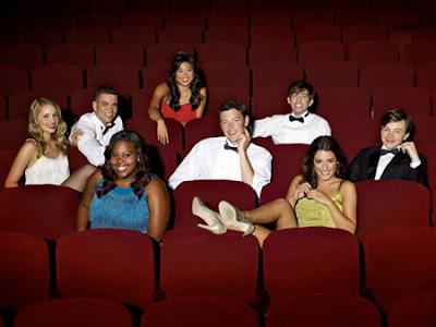 Glee - Spotlight Lyrics