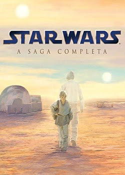 Baixar Hexalogia Star Wars BluRay 720p Dublado – Torrent
