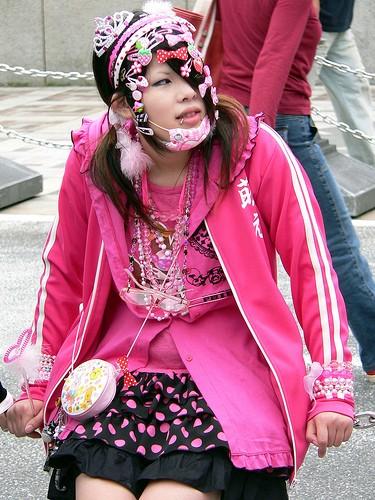 Modern Harajuku Style Fashion