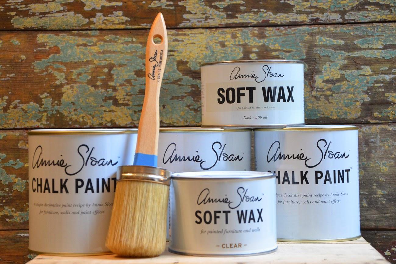 Lampada Barattolo Vernice : Via vinci chalk paint annie sloan la migliore vernice per fai