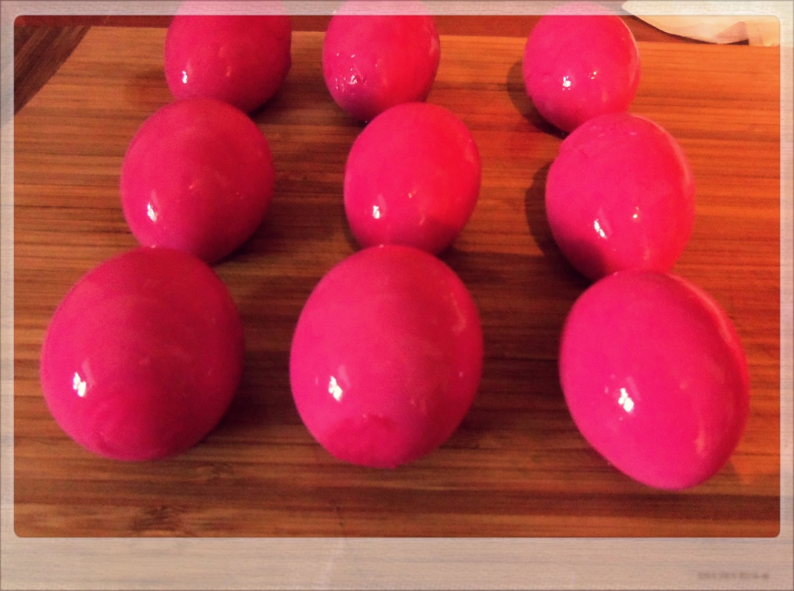 You've Got Meal!: Beet-pickled Deviled Eggs- Appetizers August (1)