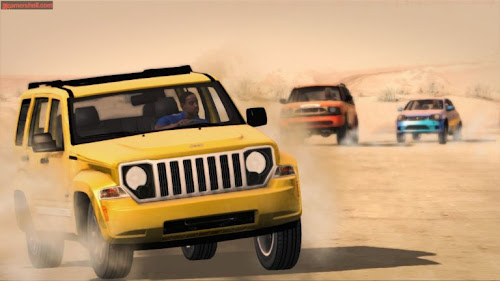 Screen Shot Of Fast and Furious Showdown (2013) Full PC Game Free Download At Downloadingzoo.Com
