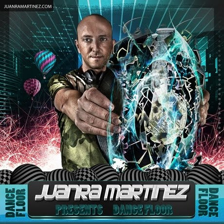 JUANRA MARTINEZ - DANCEFLOOR RADIO SHOW