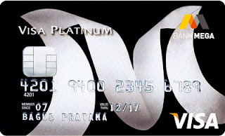 kartu kredit mega visa platinum