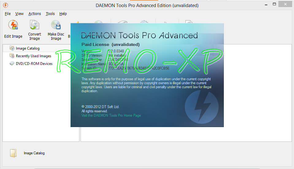Free Downloads – Daemon Tools Pro Advanced 5.2.0 Full Loader