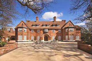 Gambar Rumah Mewah Inggris Desain Minimalis