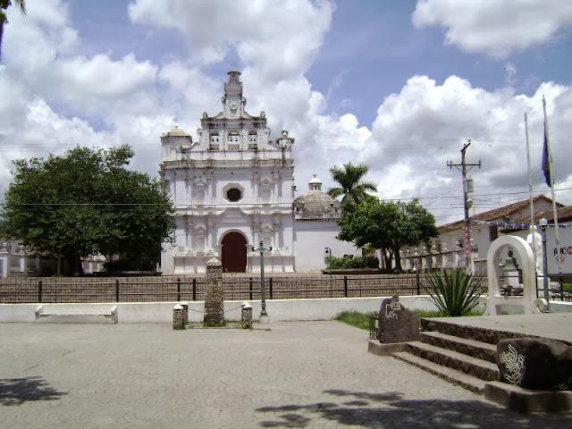 Iglesia de Metapán, Santa Ana