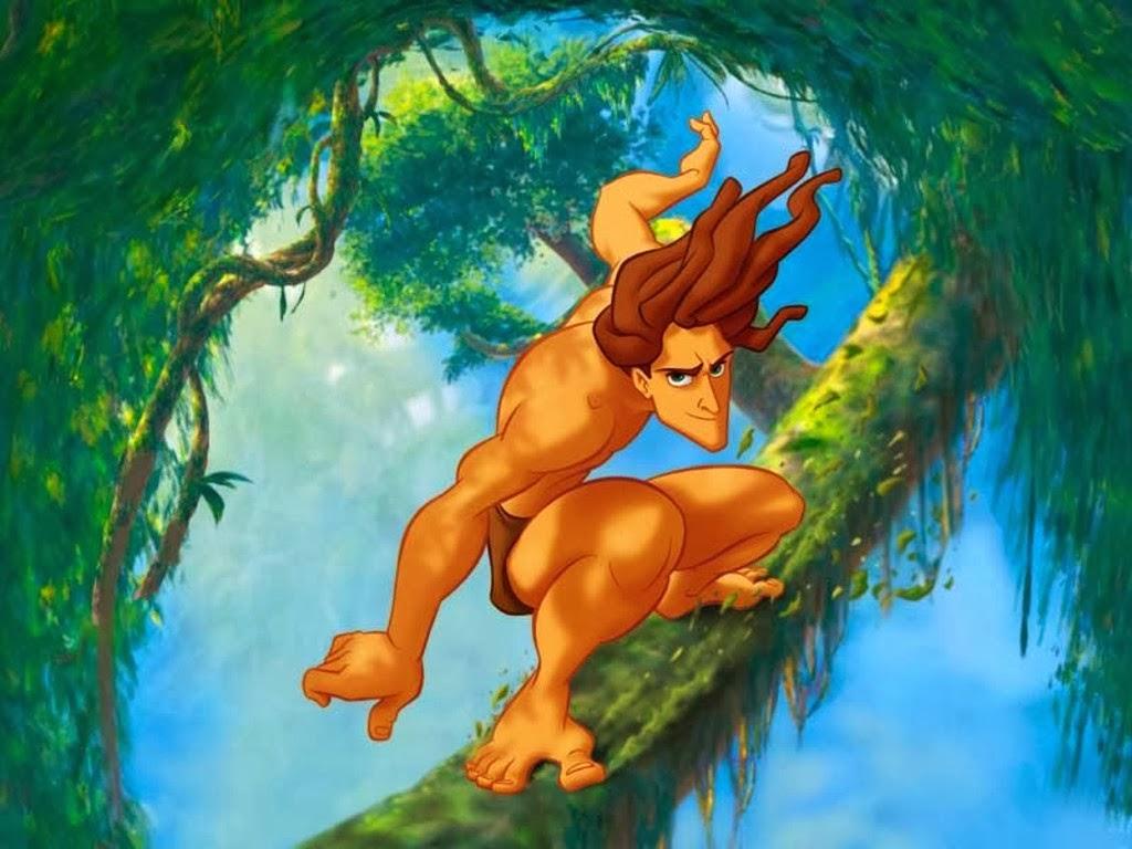 لعبة طرزان Tarzan