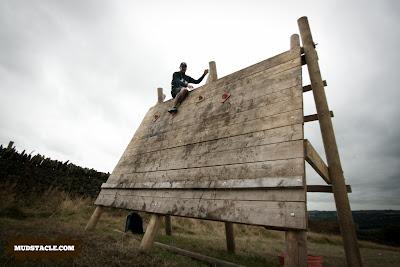 High Endurer wall