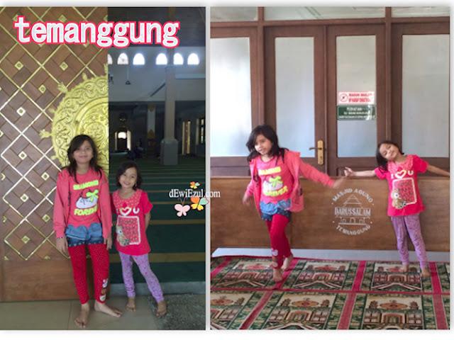 masjid Agung Temanggung Jateng