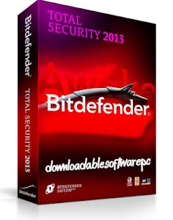 Bitdefender Total Security 2013 License Key