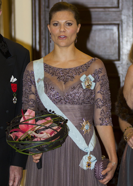 Crown Princess Victoria - Style - Fashions