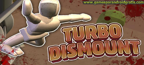 Download Turbo Dismount v1.19.0 Apk + Data