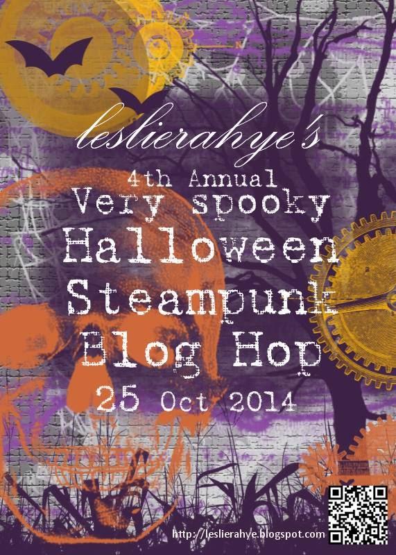 Halloween Steampunk Blog Hop