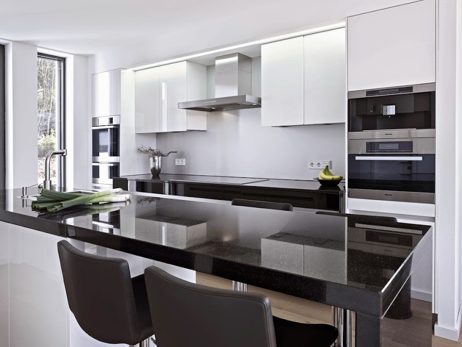 Cocinas abiertas for Decoracion facilisimo cocinas
