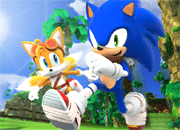 Sonic and Tails Jigsaw
