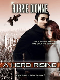 Review: A Hero Rising by Aubrie Dionne