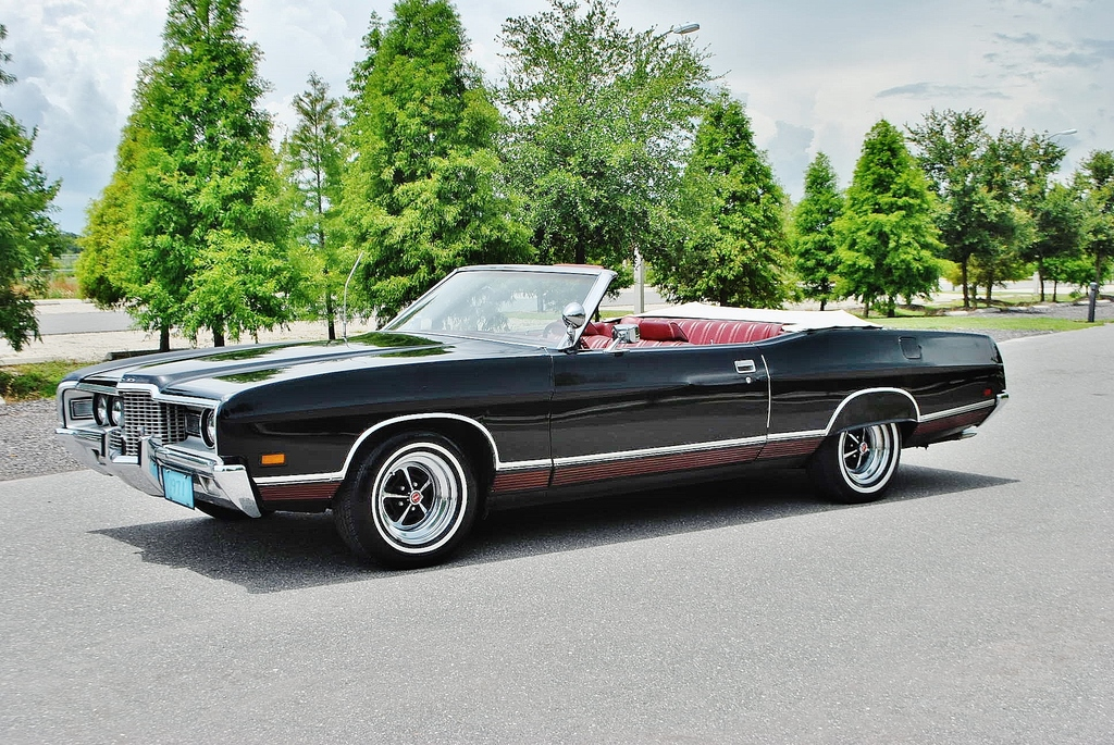 All american classic cars july 2015 for Classic american convertibles