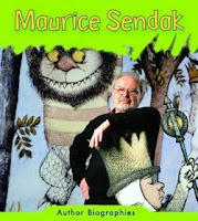 bookcover of MAURICE SENDAK  by Charlotte Guillain