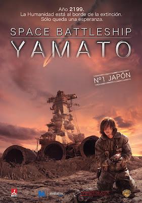 Space Battleship Yamato espa%25C3%25B1ol 36 Space Battleship Yamato (2010) Español