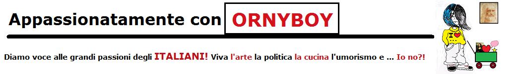 Appassionatamente con Ornyboy