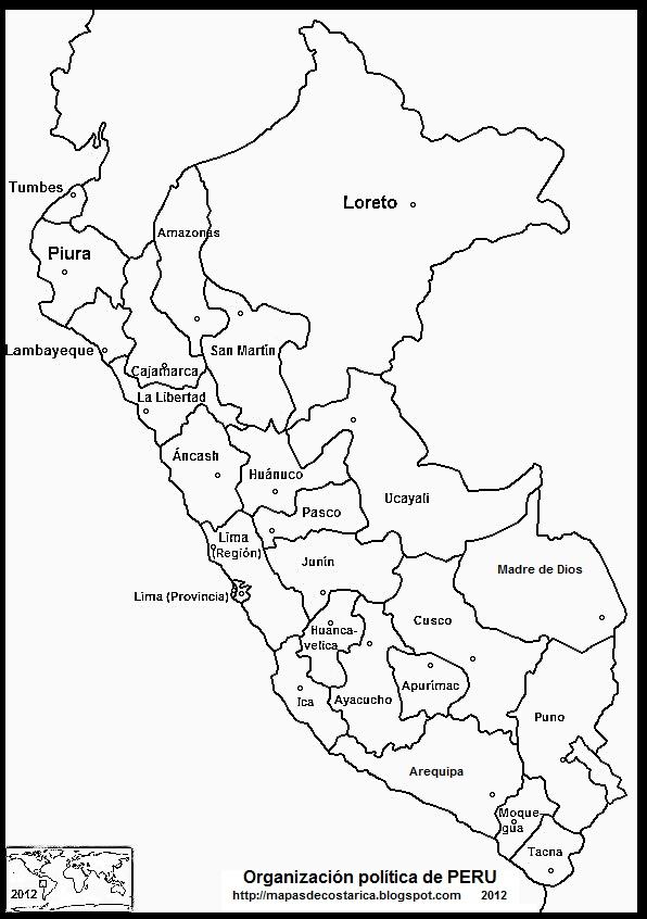 Mapa Mudo Oceania Imprimir