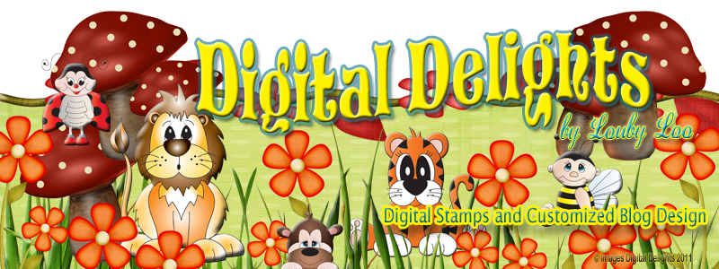 Digital Delights Tutorials