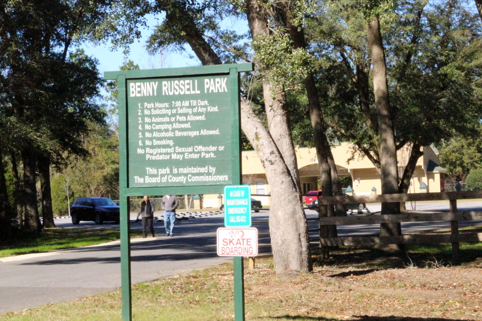 Benny Russell Park~ Pace, FL 32571 in Santa Rosa County