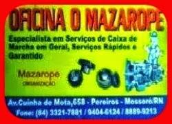 OFICINA O MAZAROPE