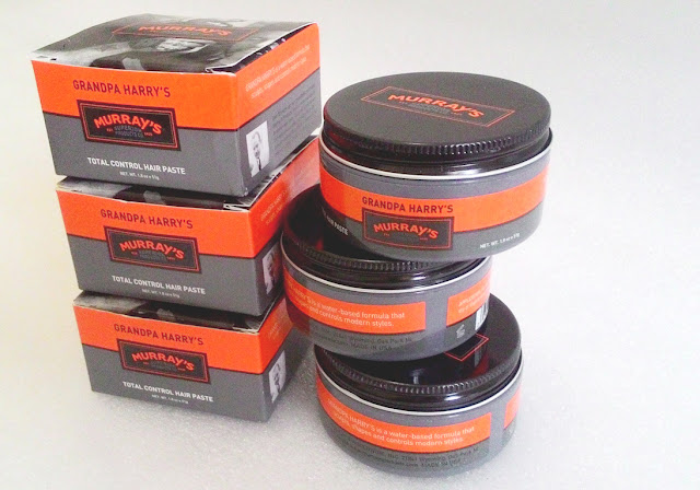 Murray's Grandpa Harry's Total Control Hair Paste 51g