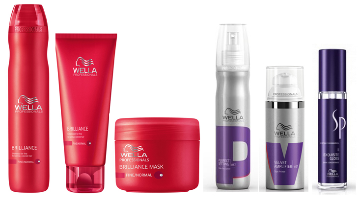 Things i love how to soft romantic waves for spring - Wella salon professional hair products ...