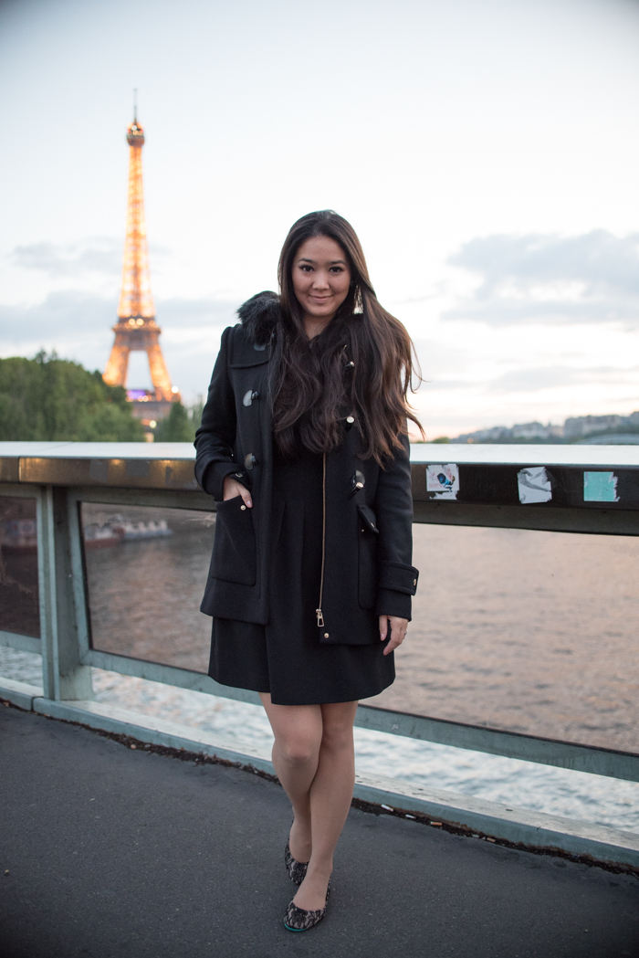 fall paris outfit