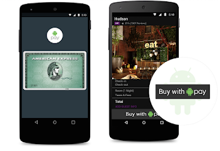 Buy with android Pay
