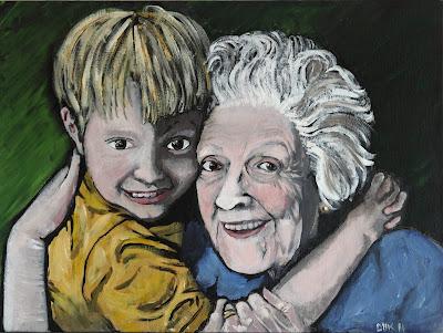 Granny & Alex