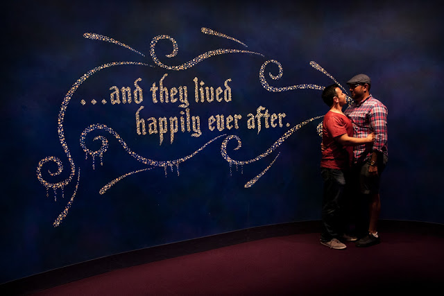 ... for same-sex couples to have equal access to Disney Fairy Tale Weddings.