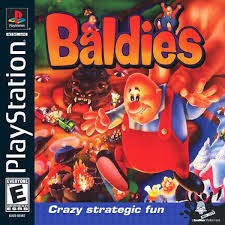 Baldies - PS1 - ISOs Download