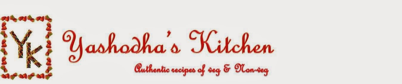 Yashodha's kitchen