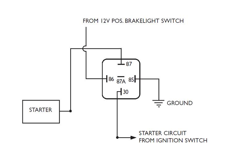 Diagram wiring horn kereta somurich