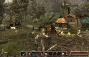 Free Download Games Gothic Complete Collection Full Version For PC